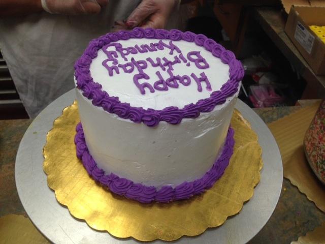 Cake Before Photo