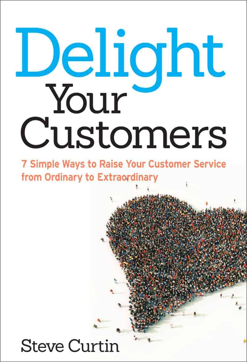 Signed Copy Of Delight Your Customers