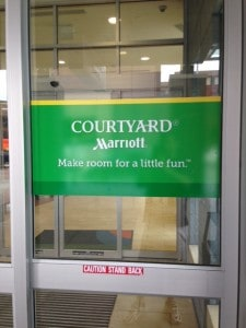 Courtyard promise
